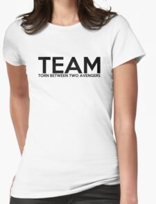 Team Torn Womens Fitted T-Shirt