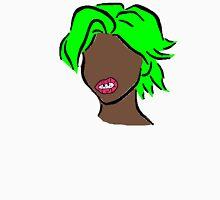 Green Hair Women's Tank Top