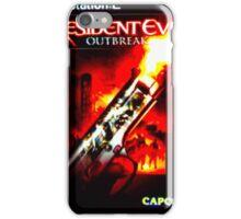 Resident Evil Outbreak  iPhone Case/Skin