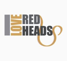 RED HEAD LOVER by Ajmdc