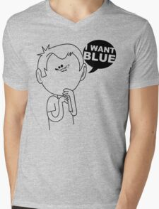 I Want Blue T-Shirt