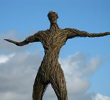 Wickerman #2 ~ Give Us A Hug by artwhiz47