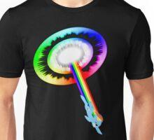 Sonic Rainboom With Rainbow Dash Unisex T-Shirt