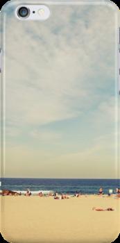 Tamarama Beach by Amber Elen-Forbat