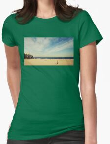 Tamarama Beach Womens Fitted T-Shirt