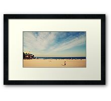 Tamarama Beach Framed Print