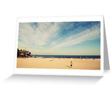 Tamarama Beach Greeting Card