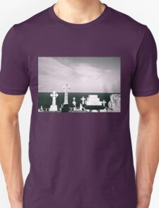 A place to rest by the ocean Unisex T-Shirt