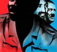 "Kony 2012 ""The Worst War Criminal"" Poster by slr81"