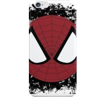 Spider Splatter iPhone Case/Skin