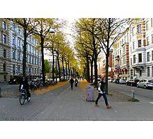Another Streetview, Gothenburg Photographic Print