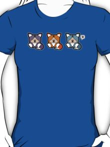 Kawaii Foxes T-Shirt