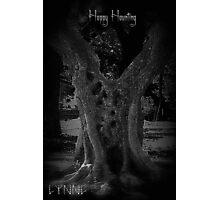 Phantasm - Happy Haunting Photographic Print