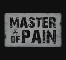 Master of Pain by El Gran Toñeti