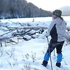 skiing by koolkillers24