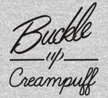 Buckle up Creampuff! by Naina91