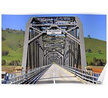 Bethanga Bridge Poster
