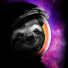 ASTROSLOTH 2015 - CHOOSE BLACK by MEDIACORPSE