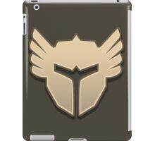 Guild Wars 2 Inspired Warrior logo iPad Case/Skin