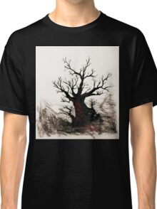 Cherry Blossoms on the Edge Classic T-Shirt