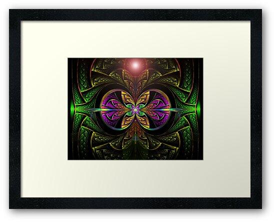 The Green Lantern  (UF0250) by barrowda