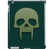 Guild Wars 2 Inspired Necromancer logo iPad Case/Skin