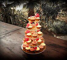 New Age Wedding Cake by dajoolzcat