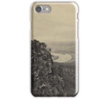 Chattanooga Valley - Lookout Mountain iPhone Case/Skin