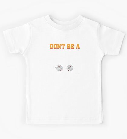 Don't Be a Square / Mia Wallace Kids Tee
