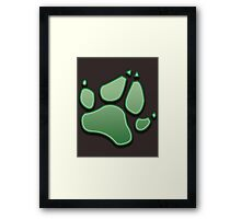 Guild Wars 2 Inspired Ranger logo Framed Print