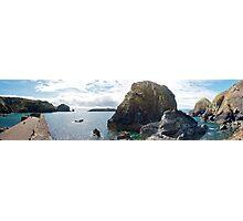 Panoramic Cornwall Photographic Print