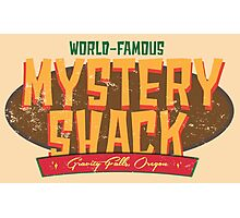 The Mystery Shack Photographic Print
