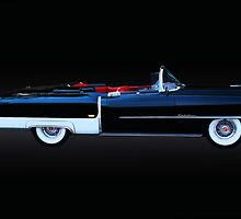 1955 Cadillac Eldorado Convertible by Thomas Burtney