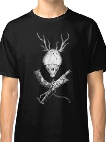Bloodborne CrossWeapons(white) Classic T-Shirt