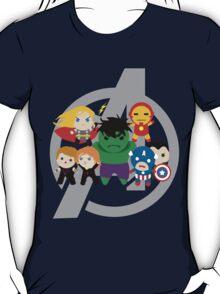 Avengers Assemble (hidden Loki) T-Shirt