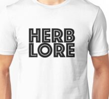Herb Lore Unisex T-Shirt