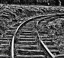 TRACK TO NOWHERE .... by vaggypar