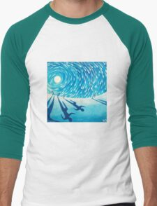 The Chase - Fine Art Painting T-Shirt
