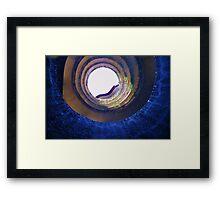 Spiral to Heaven Framed Print