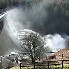 Feel The Force - Laggan Dam, Scotland by dawnandchris