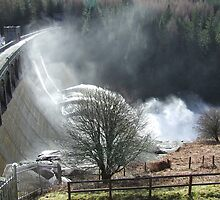 Feel The Force - Laggan Dam, Scotland by Chris Goodwin