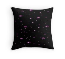 Night Vale Eyes in the Sky Throw Pillow