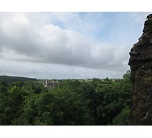 The View From Blarney Castle Photographic Print