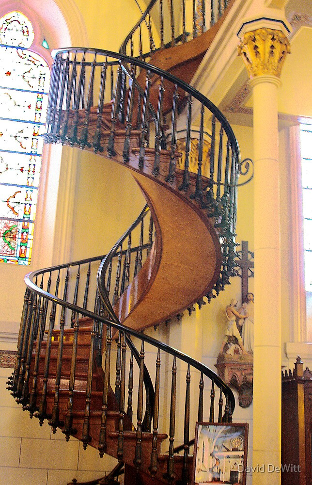 The Miraculous Stairway by David DeWitt