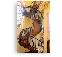The Miraculous Stairway Canvas Print