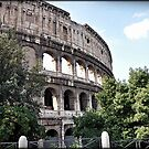 ROME - Colosseum at daylight # 1 - 10th October 2010 - by Daniela Cifarelli