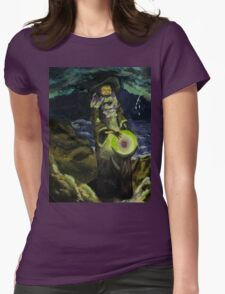 Eye of the Storm Womens Fitted T-Shirt