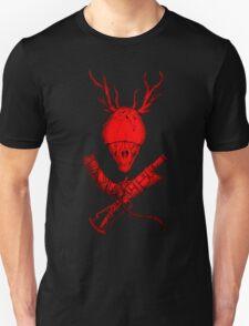 Bloodborne CrossWeapons(red) Unisex T-Shirt