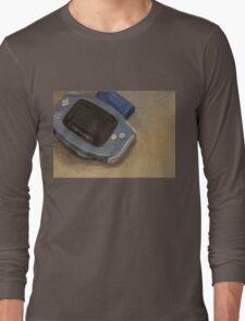 Gameboy Advance Long Sleeve T-Shirt