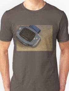 Gameboy Advance Unisex T-Shirt